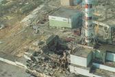 Четвёртый блок Чернобыльской АЭС после разрушения. Фото: ru.wikipedia.org