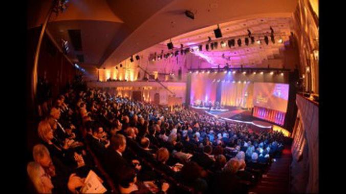 27-я церемония вручения призов Европейской киноакадемии. Фото предоставлено europeanfilmacademy.com
