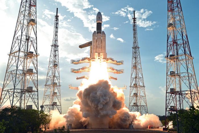 Индия успешно запустила сверхтяжёлую ракету-носитель