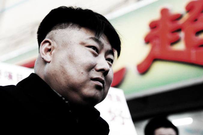 Ким Чен Ын набрал вес после вступления в должность и, возможно, страдает от подагры и диабета. Фото: STR/AFP/Getty Images