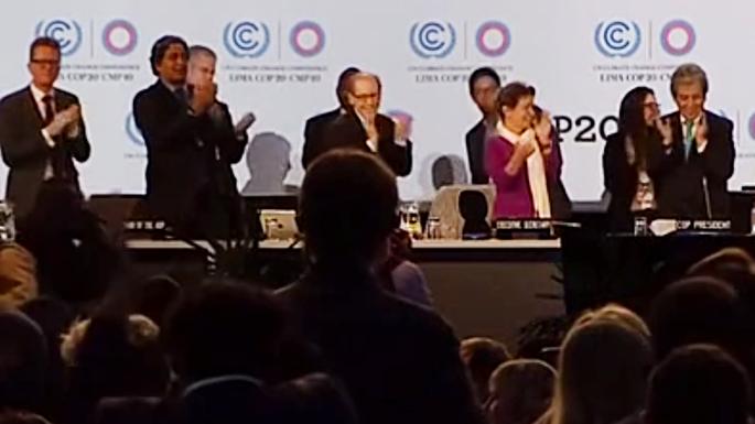 В Лиме подписано рамочное соглашение по сокращению выбросов парниковых газов в атмосферу