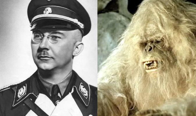 Легенды о йети: что думали нацисты о загадочном существе?