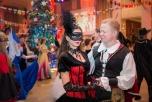 Новогодний бал-маскарад в Рязани. Фото: Сергей Лучезарный/Великая Эпоха