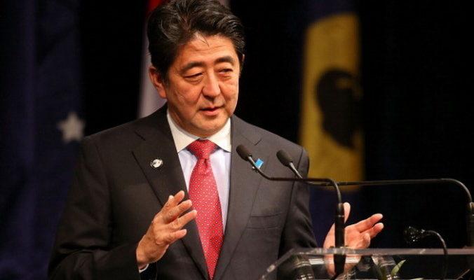 Премьер-министром Японии вновь стал Синдзо Абэ