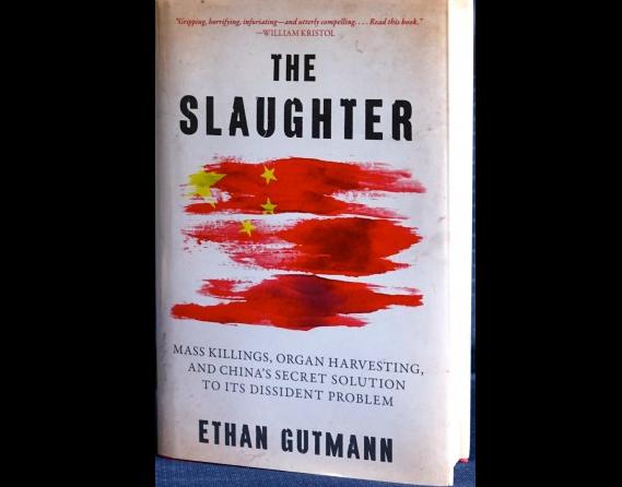 Книга Этана Гутмана «Бойня: массовые убийства, извлечение органов и секретное решение Китаем проблемы с диссидентами» была опубликована 12 августа 2014 г. Фото: Pam McLennan/Epoch Times