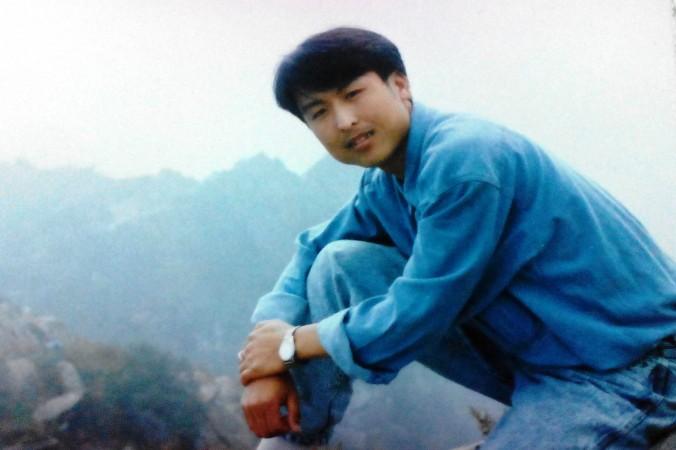Тянь Юньхай был незаконно заключён в китайскую тюрьму на 10 лет за свои  духовные убеждения. Фото предоставлено Pan Qi