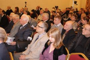 Участники Всероссийской научной конферении