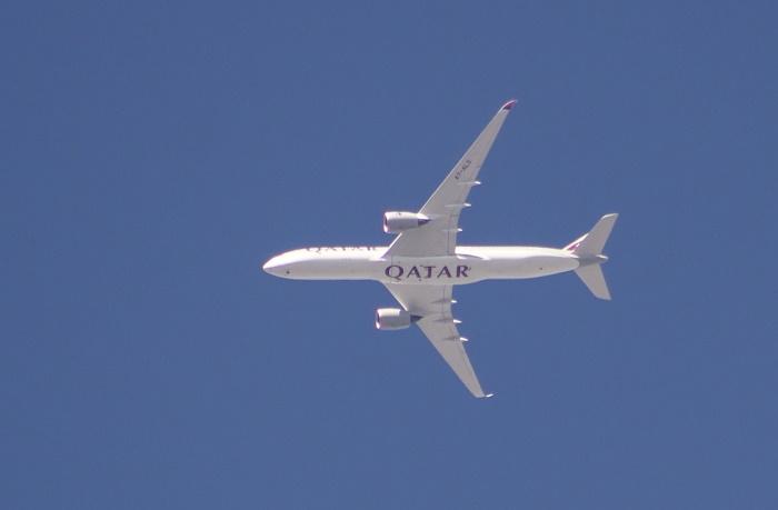 Airbus передал первый самолёт А350 «Катарским авиалиниям»