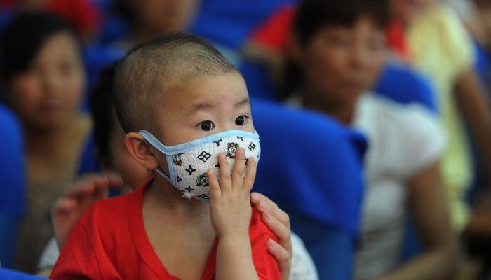 Рак является одной из главных причин смертности детей в Китае