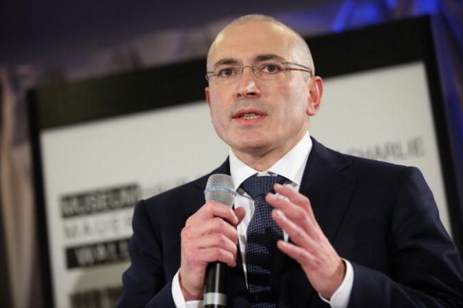 Михаил Ходорковский. Фото: Sean Gallup/Getty Images
