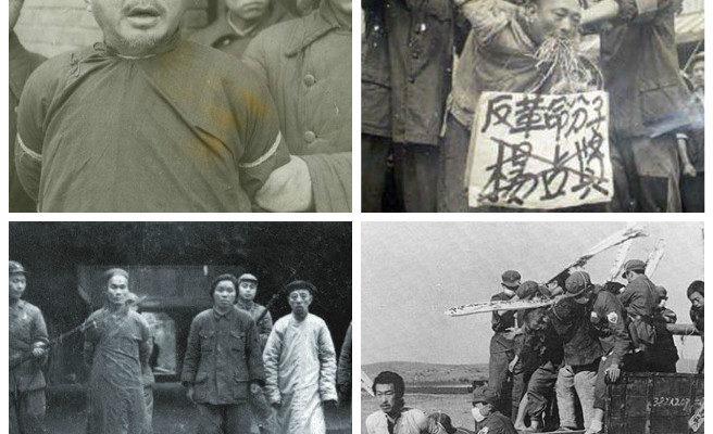 Нанкинская резня и массовые убийства китайцев компартией