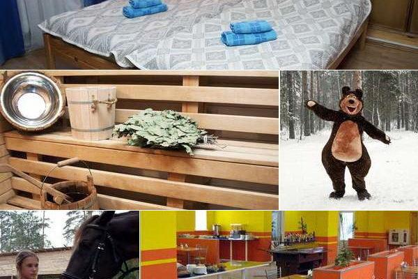 Пять экономичных отелей Подмосковья для семейного отдыха