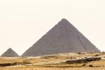 Египетские пирамиды. Фото: Нина Жульмина