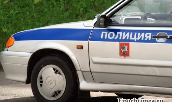 Нарушитель ПДД сбил инспектора ДПС в центре Москвы
