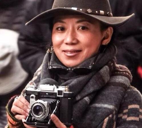 Тибетская писательница Церинг Восер. Фото предоставлено Церинг Восер