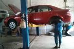 Замена тормозных дисков Форд