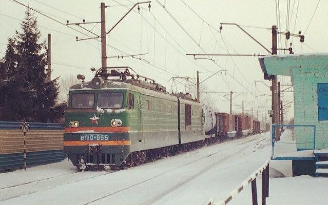 На Дальневосточной ж/д скопилось более 100 грузовых поездов