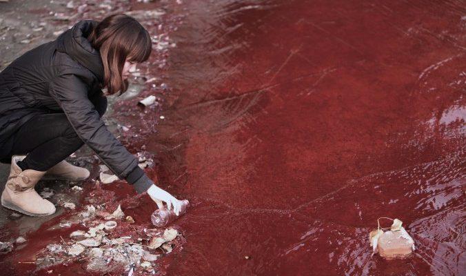 Загрязнение вынудило беременных женщин уехать из китайской деревни