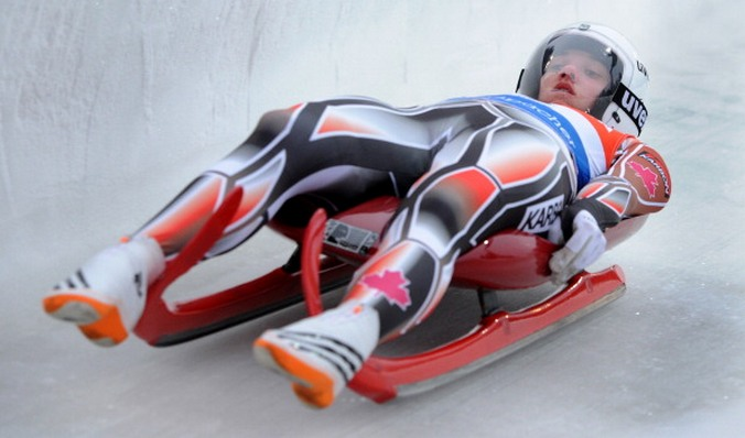 Соревнования по скелетону. Фото: Matthias Rietschel/Bongarts/Getty Images
