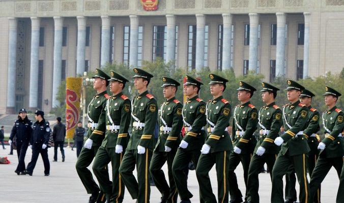 Замминистра госбезопасности Китая задержан за коррупцию