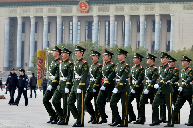 Пекин, Тяньаньмэнь