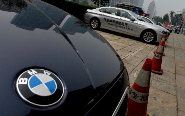 Китайские дилеры потребовали от BMW огромной компенсации