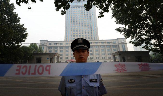 Адвокатов в Китае снова не уведомили о заседании суда над сторонниками Фалуньгун
