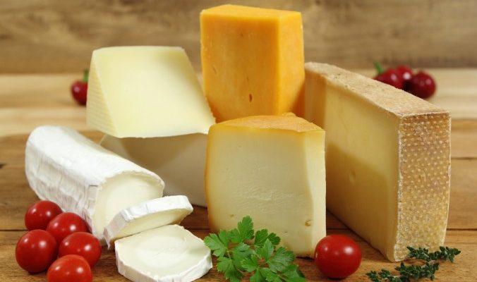 Преимущества сыра для здоровья