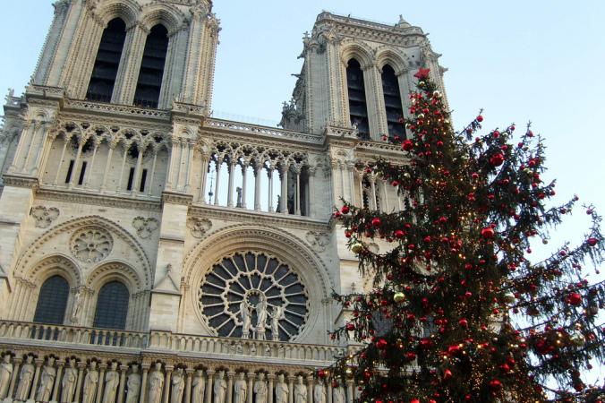 Франция, Нотр-Дам де Пари. Фото: Frédérique PANASSAC/flickr.com