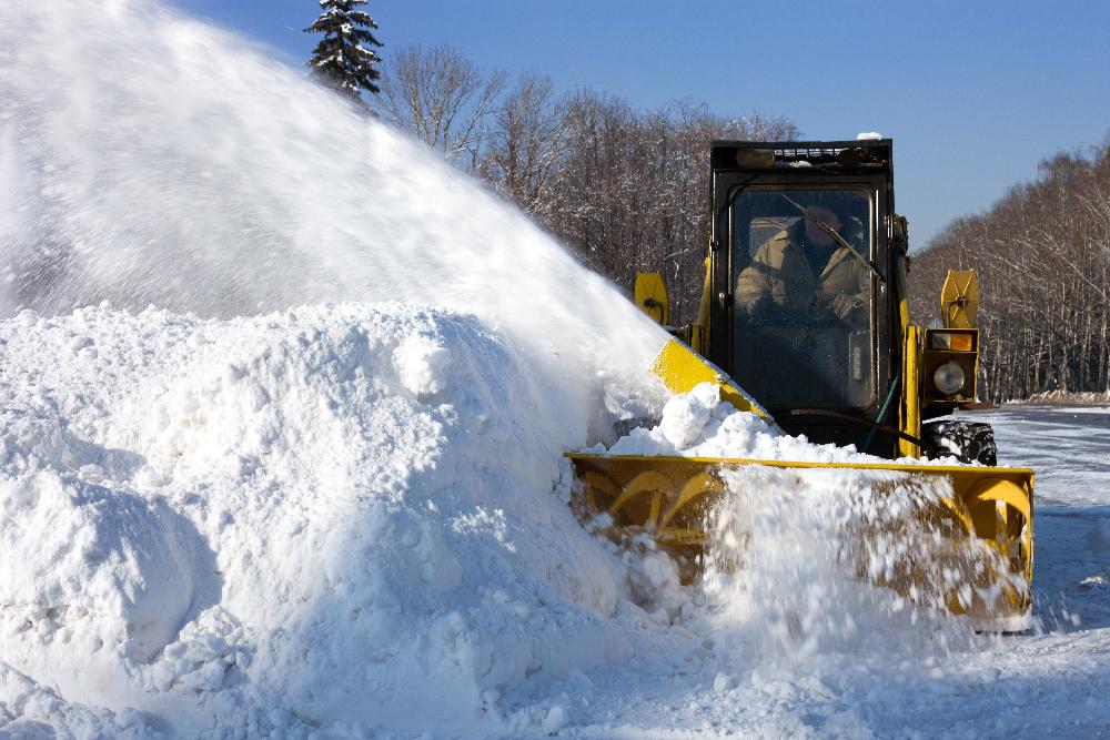 С улиц столицы за сутки вывезено полмиллиона кубометров снега.  Фото: yustoprst/flickr.com