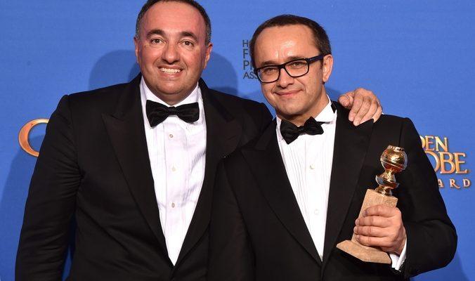 Награду «Золотой глобус» впервые получил российский фильм «Левиафан»