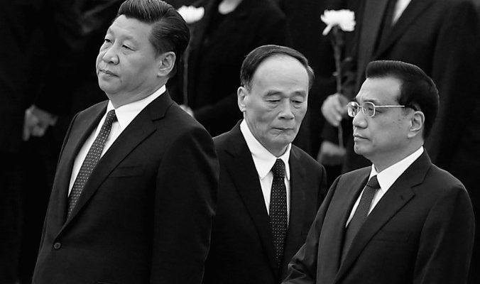 Почему китайские чиновники убивают себя?