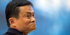 Alibaba потеряла $30 млрд из-за политических связей