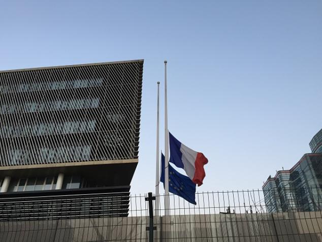 Китай, Charlie Hebdo