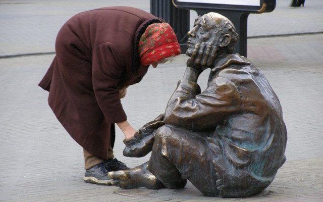 Процент бедных в 2015 году побьёт рекорды