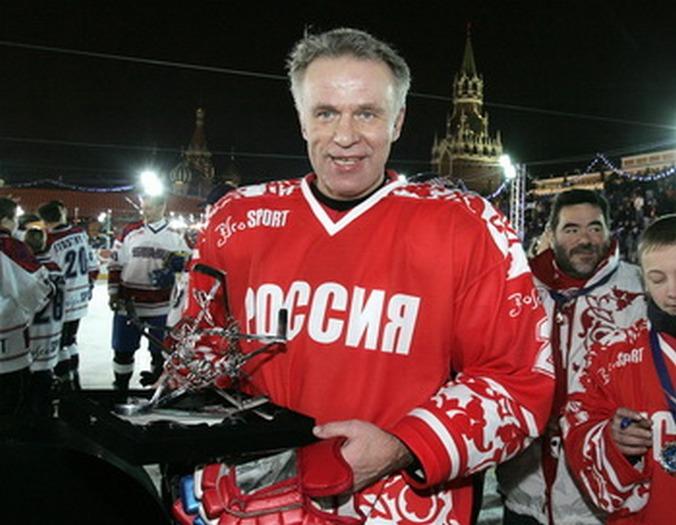 Фетисов, допинг, хоккей