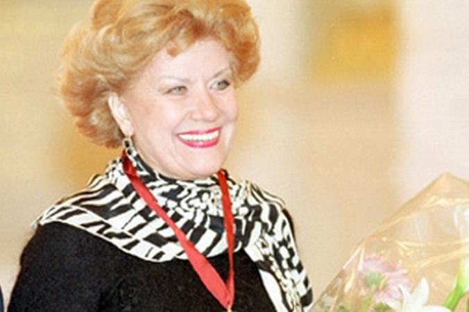 Елена Образцова. Фото: wikipedia.org