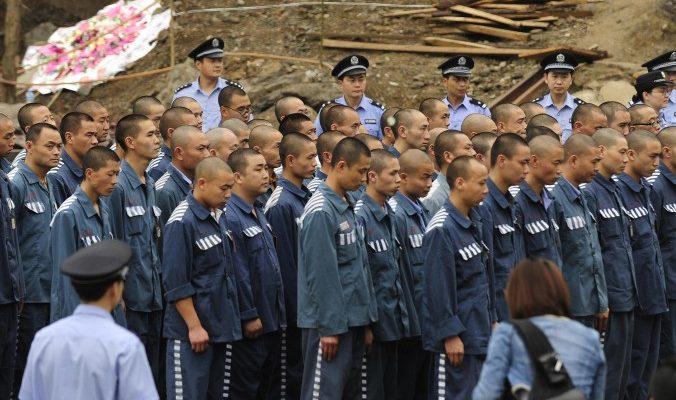 Сексуальный скандал, самоубийства и убийства в китайской тюрьме