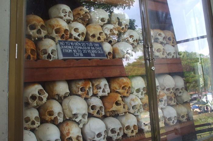 36 лет без Пол Пота отметили в Камбодже