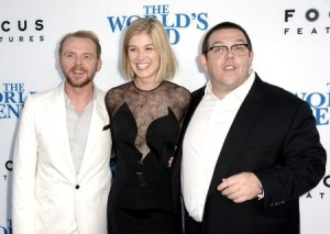 "Premiere Of Focus Features' ""The World's End"" - Arrivals"