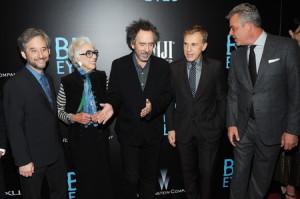 """Big Eyes"" New York Premiere - Inside Arrivals"