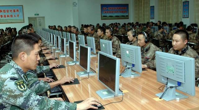киберотряд НОАК