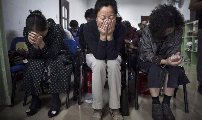 Христианам в Китае грозят новые преследования