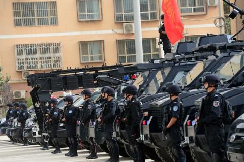 Китайские военные подрабатывали на убийствах