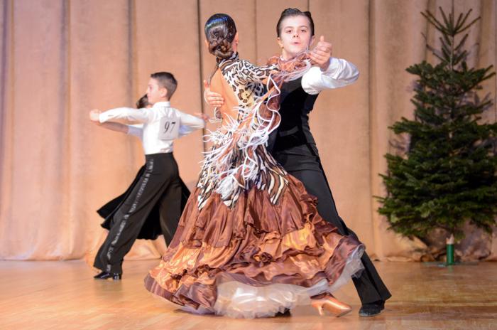 Краевые соревнования по спортивным танцам состоялись в Новороссийске. Фото: Андрей Михайловский/Великая Эпоха