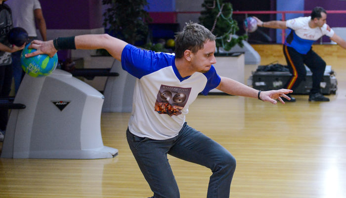Соревнования по спортивному боулингу прошли в  Новороссийске