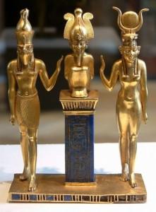 Египет, боги