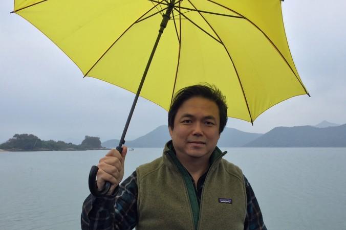 Эдвард Чинь, Гонконг