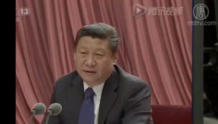 Лидер Китая готовится к финальной битве с Цзян Цзэминем