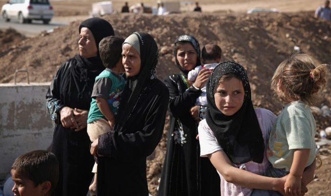 В 2014 году число жертв в Сирии увеличилось в 10 раз по сравнению с 2011 годом